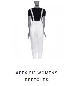 Womens Apex Breeches